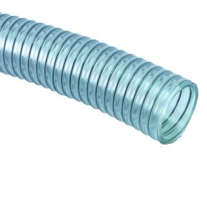 pvc flexible spring hose